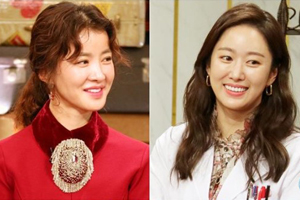 \'Liver or Die\' Lee Si Young vs. Jeon Hye-Bin Punch Battle! [Happy Together]