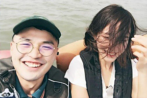 MicroDot and Hong Soo Hyun have broken up