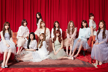 IZ*ONE to come back in April with \'HEART*IZ\'