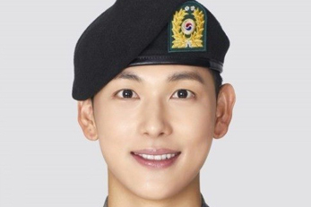 Im Siwan is discharged from military service