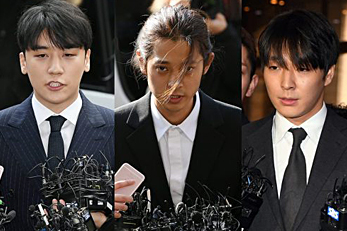 Seungri, Jung Joon Young, and Choi Jong Hoon banned from KBS