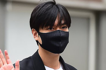 Lee Minho is discharged from mandatory public service today