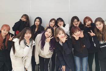 IZ*ONE is nervous to perform in Japan with their parents watching! [Immortal Songs]