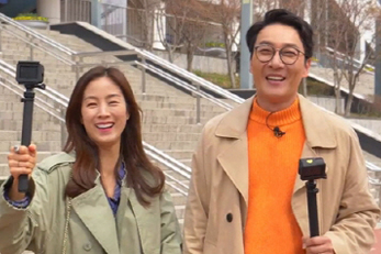 Honeymoon all over again for Lee Hwee Jae & Moon Jung Won! [Battle Trip]