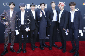 BTS wins Top Duo/Group and Top Social Artist at 2019 Billboard Music Awards