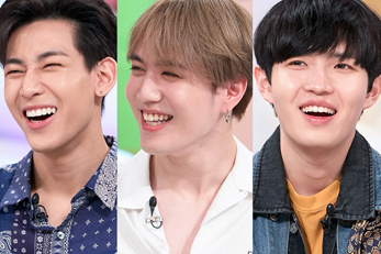 Check Out BamBam, Yugyeom and JaeHwan on [Hello, Counselor]