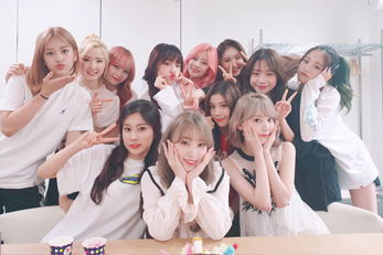 As Nako Had a Birthday, IZ*ONE Continued Its Birthday Tradition