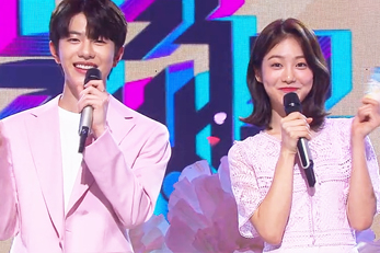 Music Bank Now Has New MCs