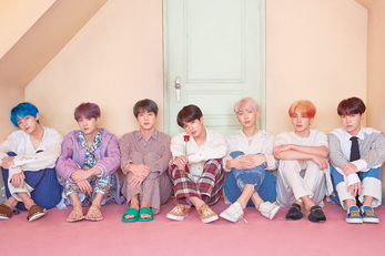 BTS makes Time Magazine's list of most influential people on internet