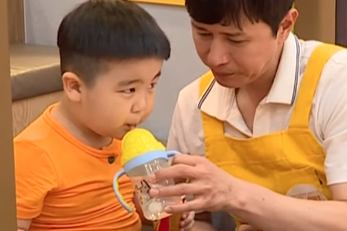 New KBS Program shows you how hard it is to raise kids