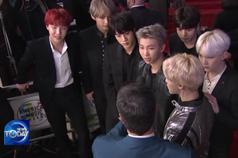 BTS wins three AMAs