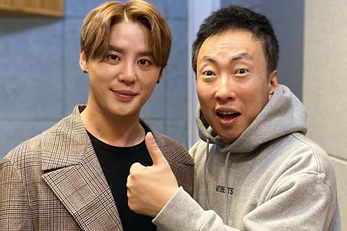 Kim Junsu of JYJ on KBS Radio: it has been almost 10 years