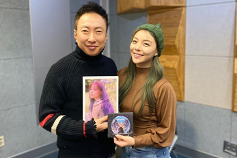Ailee at KBS Radio