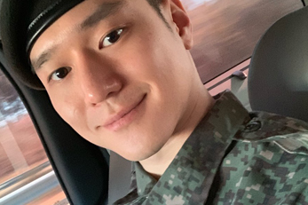 Ko KyungPyo is discharged from the ROKA