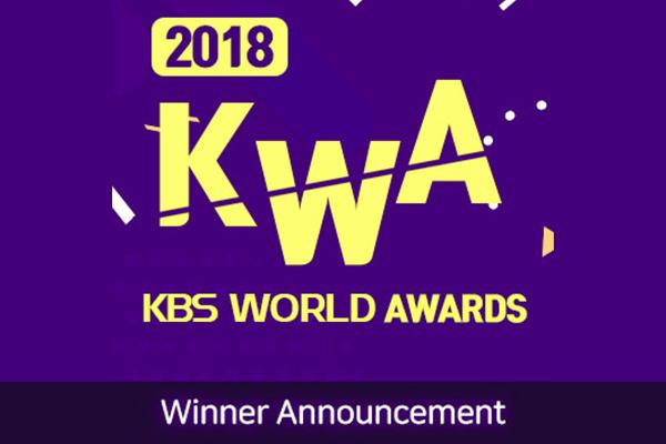 KWA Event : Winner Announcement