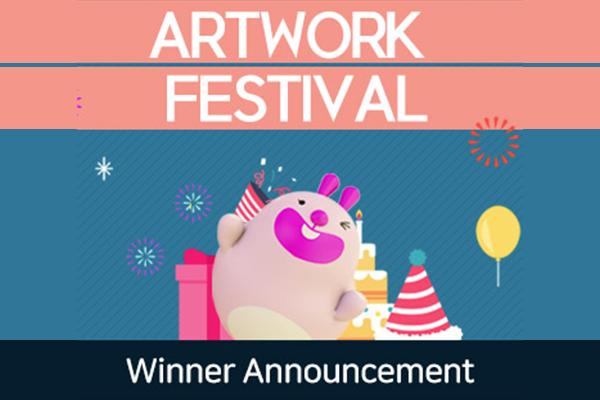 ARTWORK Event : Winner Announcement