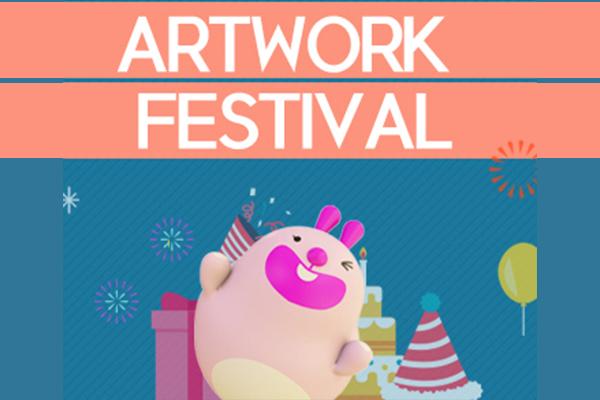 Artwork Event : Celebrating KBS World!