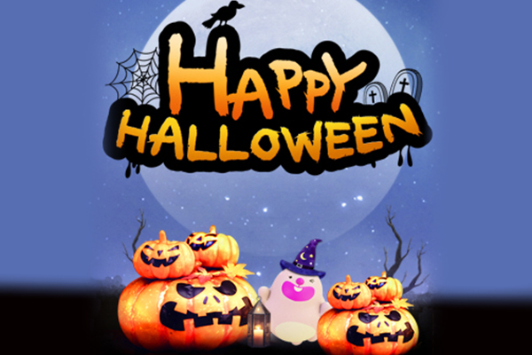 Event : Happy Halloween!