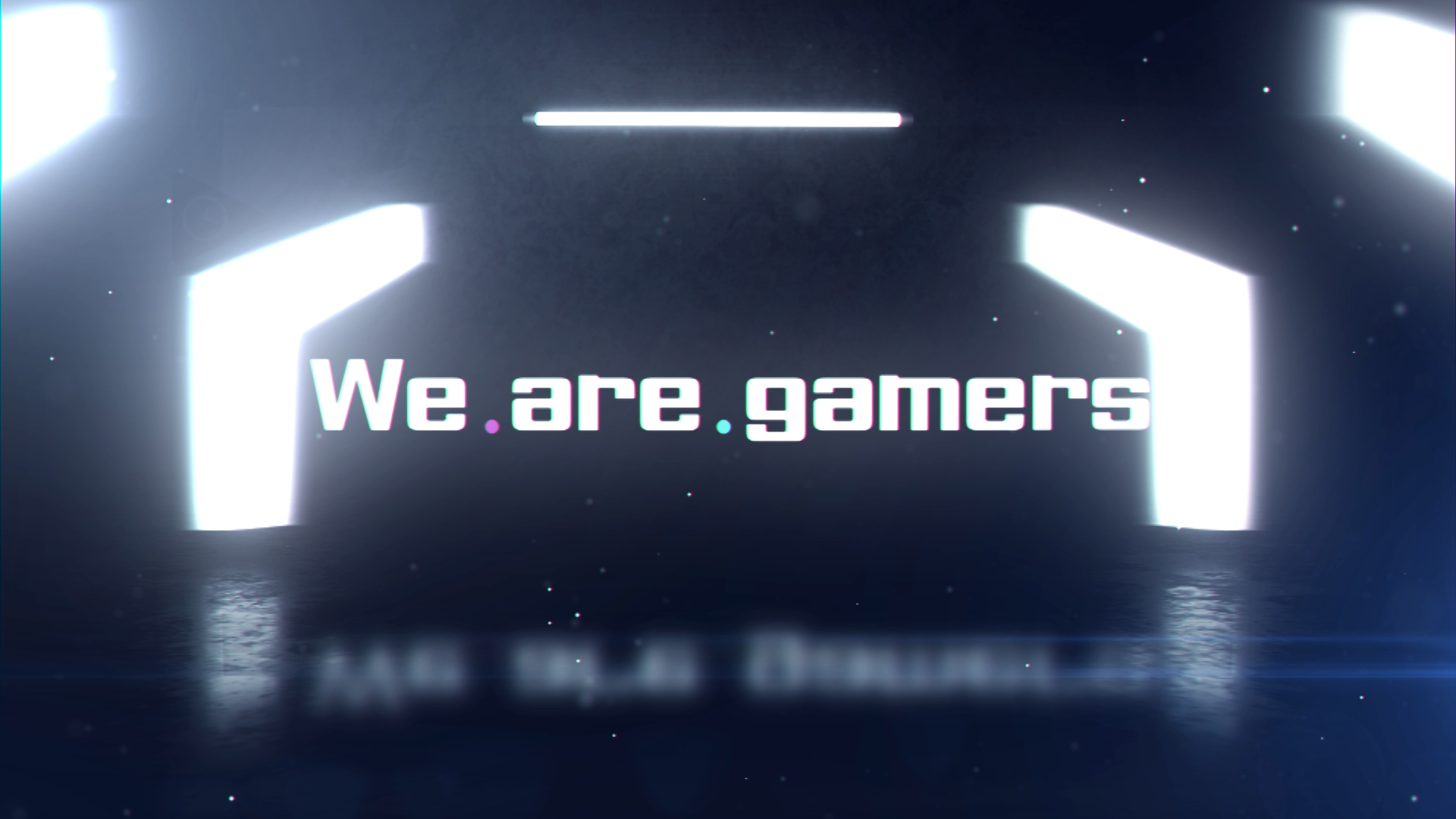 We are Gamers
