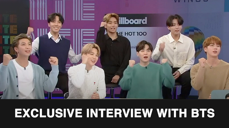 Exclusive Interview with BTS