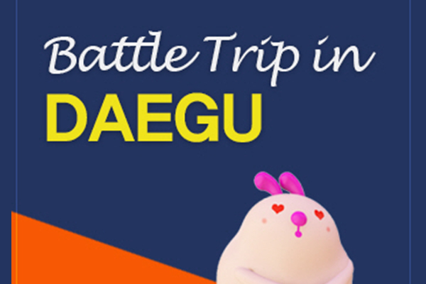Battle Trip in Daegu) Vote for the best clips