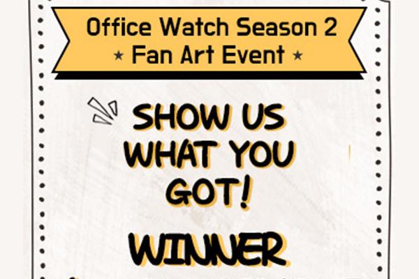 OfficeWatch Season2 Winner Announcement