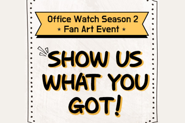 OfficeWatch Season2 Event
