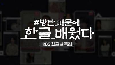 I Learned Korean Thanks to BTS